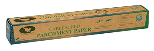 Beyond Gourmet Unbleached Parchment Paper, 71-Square Foot Roll