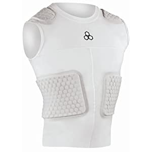 McDavid 5 Pad Body Shirt