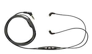 Amazon.com: Shure CBL-M+-K-EFS Music Phone Cable with