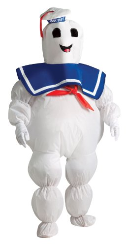Ghostbusters Child's Inflatable Stay Puft Marshmallow Man Costume