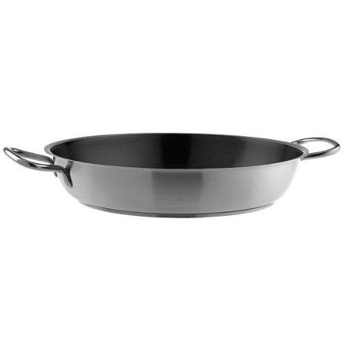 Induktion Culinario Bratpfanne Keramikbeschichtung Ø 24cm Gelb antihaft