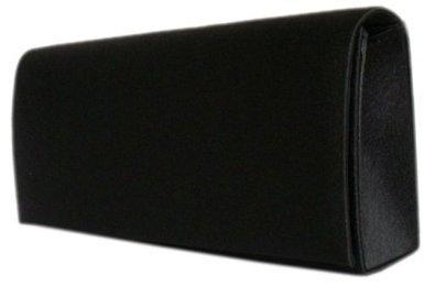 Edle Handtasche/Clutch-Bag in Schwarz