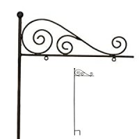 Amazon.com : Sign Holder Staked w/ Hangers 55in - Regal ...