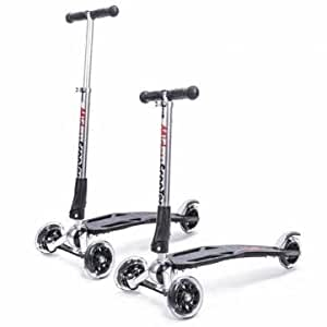 Amazon.com : Three-wheeled Scooter Folding Scooter for