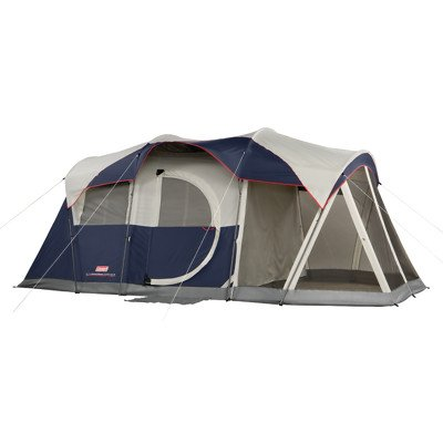 Coleman® Elite WeatherMasterTM 6 Tent with LED Tent Light
