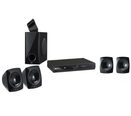 LG Heimkinosystem HT306SF + Optik-Kabel F3Y092BF2M - 2 m + HDMI-Kabel F3Y021BF2M - 2 m