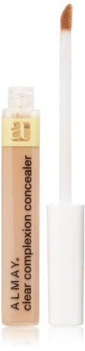 Almay Clear Complexion Oil Free Concealer, Medium 300, 0.18 Ounce Package