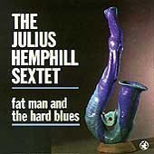 """Cover of """"Fat Man & Hard Blues"""""""