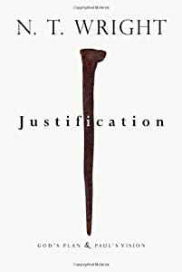 "Cover of ""Justification: God's Plan & Pau..."