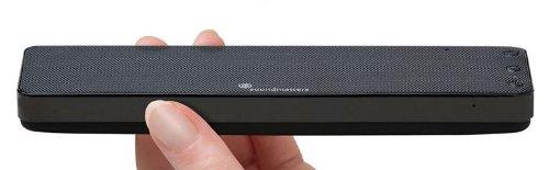 【国内正規品】foxL Dash 7 Bluetooth ポータブルサウンドバー(黒)