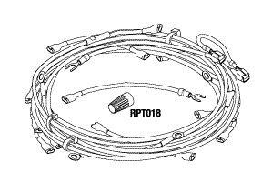 Amazon.com: Wire Harness for Tuttnauer TUH043: Industrial