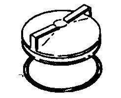 Amazon.com: Whirlpool Part Number 285551: CAP-INNER: Home