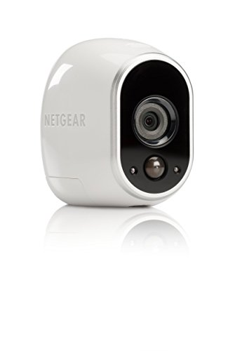 Arlo Security System - 1 Wire-Free HD Camera, Indoor/Outdoor