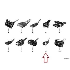 Amazon.com: BMW Genuine Repair Cable Repair plug 2-pin