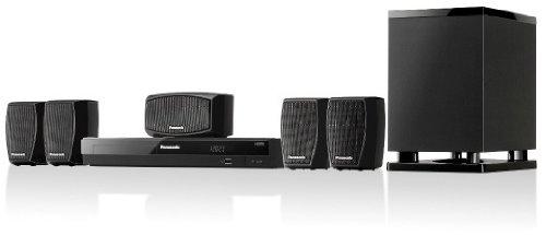 Panasonic SC-XH70EG-K 5.1 Heimkinosystem (3D Cinema Surround, 1000 Watt, WLAN, Viera Connect, 2x HDMI) schwarz