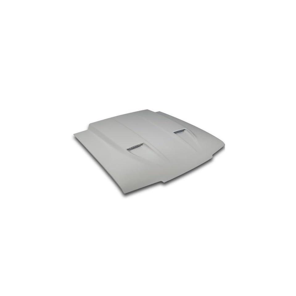 medium resolution of 83 86 mustang stormin norman hood