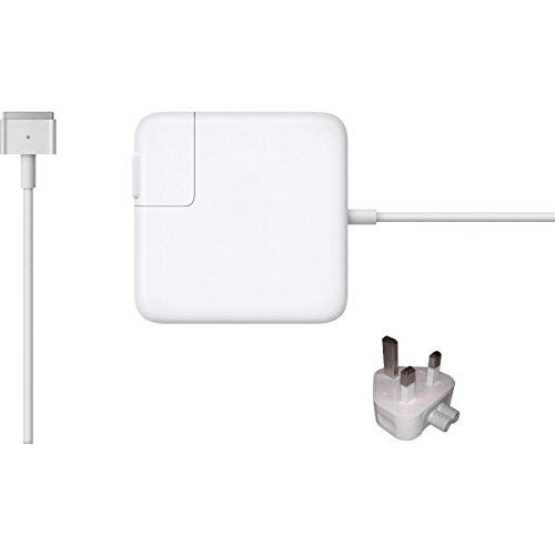uk availability b8876 4e182 Best Quality Aursen? 2nd Gen Replacement 45W Magsafe 2 Portable ...