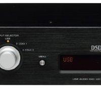 TEAC Reference 501 USBオーディオデュアルモノーラルD/Aコンバーター ハイレゾ音源対応 ブラック UD-501-B