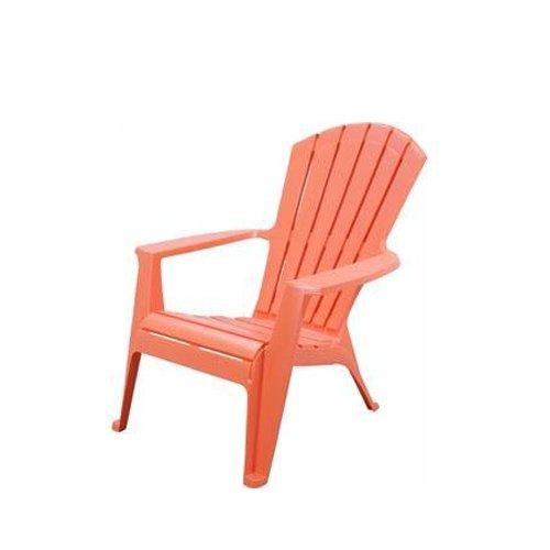 adams adirondack stacking chair pine kitchen chairs hot adam s mfg corp 8370 06 3700 coral ergo outdoor patio furniture product description orange
