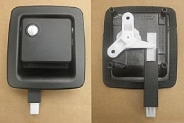 Trimark 060 0400 Flush Mount Baggage Lock 12054 37 Key TM500 Not Included