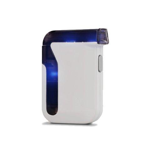 アルコールマネージャー 血中アルコール濃度検知器 iPhone/スマホ対応 飲酒記録機能 運転可能時刻予想機能付