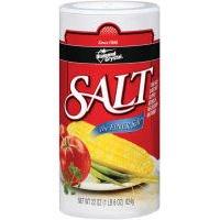 Amazon.com : Diamond Crystal Salt 22 oz : Salt And Salt ...