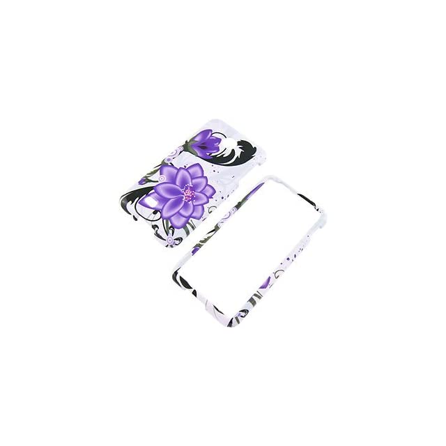 Hawaiian Flower Hard Faceplate Cover Phone Case for