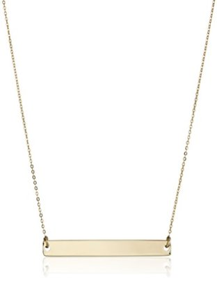 14k-Yellow-Gold-Polished-Bar-Chain-Necklace-17