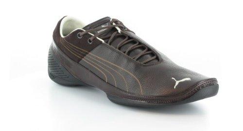 Puma Future Cat Große Schuhe Herren Sneaker Übergrößen Braun