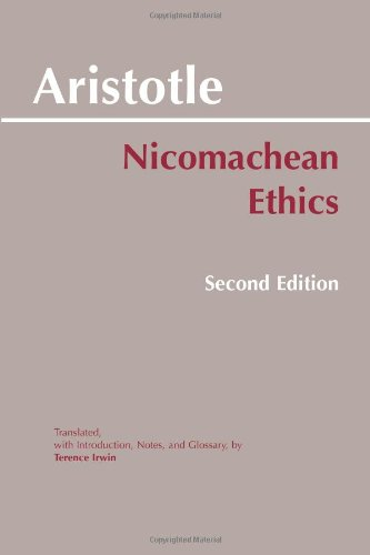 Amazon.com: Nicomachean Ethics (2900872204644): Aristotle, Terence Irwin: Books