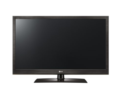 LG 32LV3550 81,2 cm (32 Zoll) LED-Backlight-Fernseher, Energieeffizienzklasse B  (Full-HD, 100Hz MCI, DVB-T/-C, CI+) schwarz