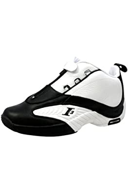 allen iverson shoes zip up