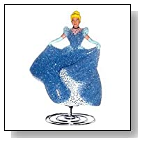 The Wonderful World of Disney: Cinderella Figure Lamp