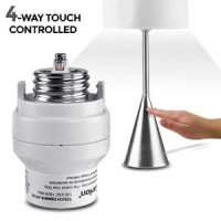Thomas & Betts AR125D Touch Lamp Control Socket ...