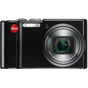 Leica  18176 V-LUX 40 14.1MP Compact System Camera  with 3.0-Inch TFT LCD, Body Only  (Black)