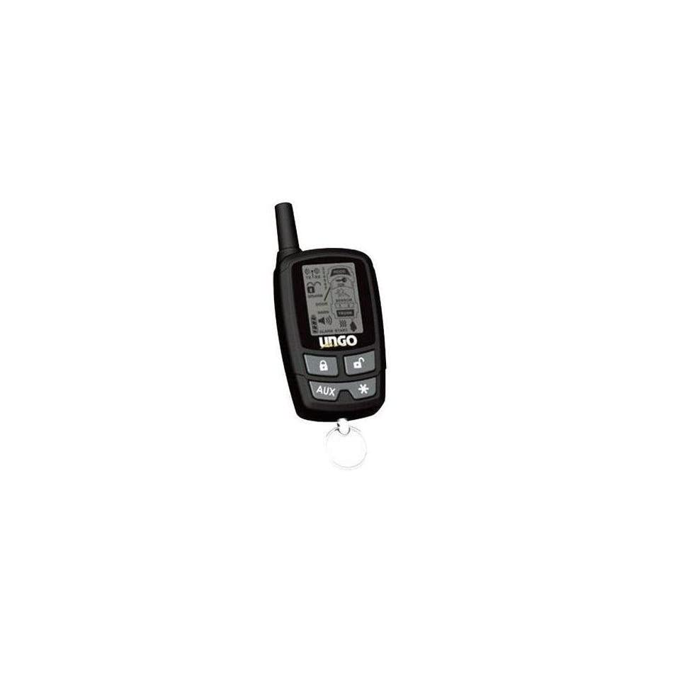 medium resolution of ungo ms2005 full feature car alarm w remote start no warranty