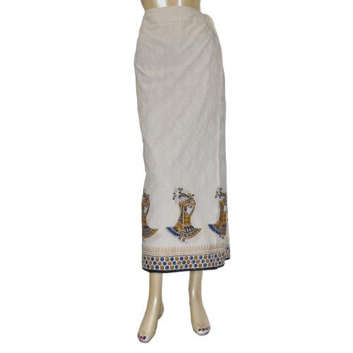 Geschenke Langer Damenrock,Sommerbekleidung aus Indien