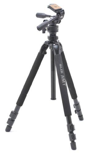 SLIK 三脚 プロ 500 HD-LVN 3段 中型 108055