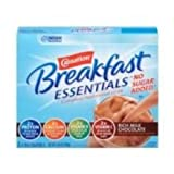 Carnation Instant Breakfast No Sugar Added, Chocolate, 8 pk