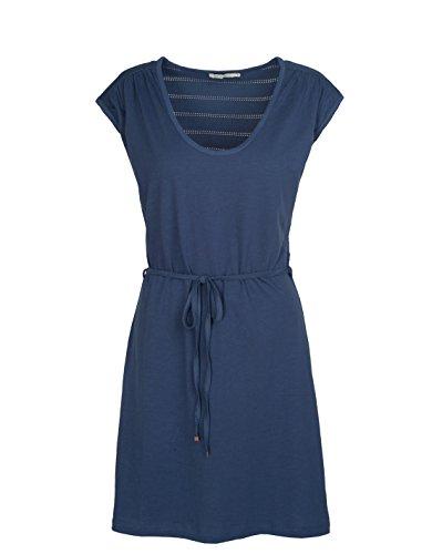 ARMEDANGELS Damen Jerseykleid aus Baumwolle (bio) – Lotta – blau FAIRTRADE, GOTS