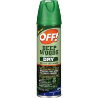 Amazon.com : OFF! MOSQUITO REPELLENT DEEP WOODS DRY 4 OZ ...