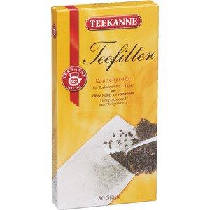 Teefilter groß für losen Tee bis 2,5L 80 St VE=1