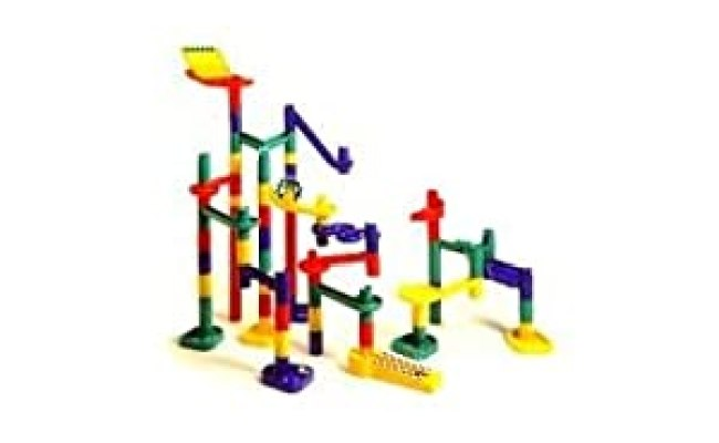 Amazon Discovery Toys Super Marbleworks Raceway
