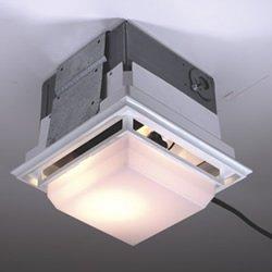 Nutone CeilingWall Ductless Exhaust FanLight Model 682LNT  Built In Household Ventilation