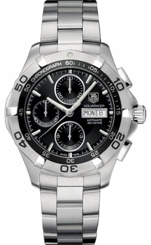 TAG Heuer Men's CAF2010.BA0815 Aquaracer Automatic Chronograph Watch