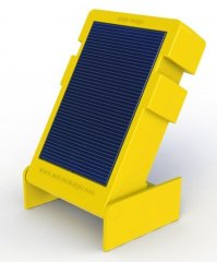 Order online WakaWaka Solar Lamp ~ Solar and Wind Power