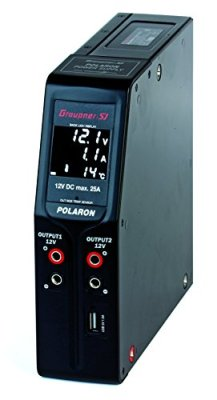 Graupner-Polaron-SMPS-Power-Supply-Black