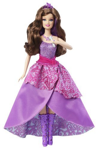 Barbie The Princess & the Popstar 2-in-1 Transforming Keira Doll by Barbie