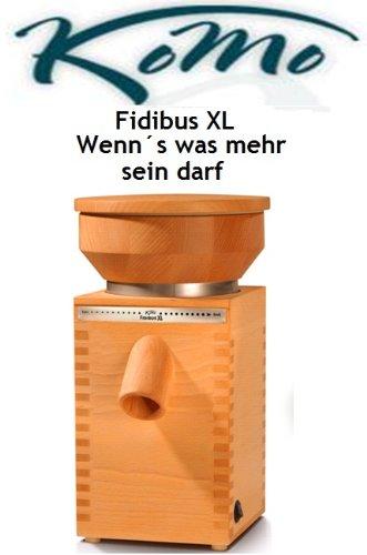 Getreidemühle, Komo Fidibus XL