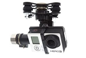 DJI Phantom 2 with Zenmuse H3-3d 3-axis Gimbal Review